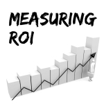 ROI measuring